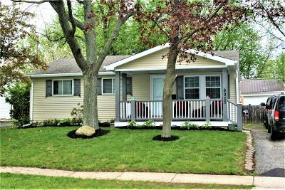 Westerville Single Family Home Contingent Finance And Inspect: 6022 Paris Boulevard N