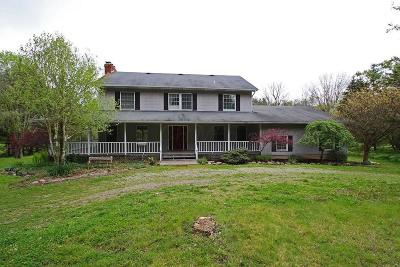 Delaware County, Franklin County, Union County Single Family Home For Sale: 8695 Olentangy River Road