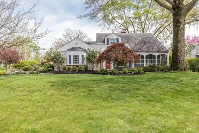 Upper Arlington Single Family Home Contingent Finance And Inspect: 2776 Redding Road