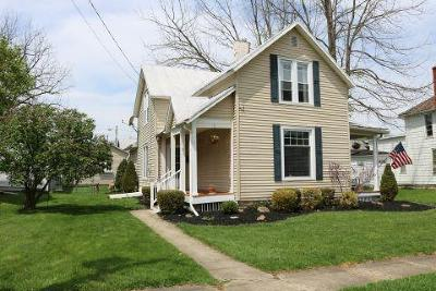Mount Vernon Single Family Home Contingent Finance And Inspect: 7 Greer Street