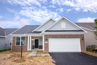 Pickerington Single Family Home For Sale: 12229 Rooster Tail Drive
