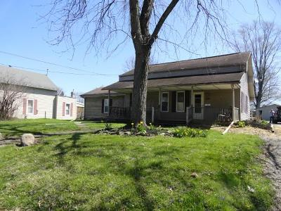 Cardington Single Family Home Contingent Finance And Inspect: 416 S Marion Street