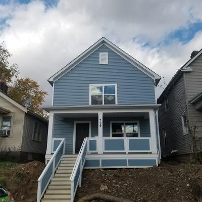 Columbus Single Family Home Contingent Finance And Inspect: 706 Stewart Avenue