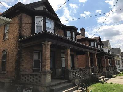 Newark Multi Family Home For Sale: 290 Mount Vernon Road