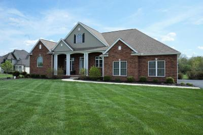 Carroll Single Family Home Contingent Finance And Inspect: 6095 Fairway Drive