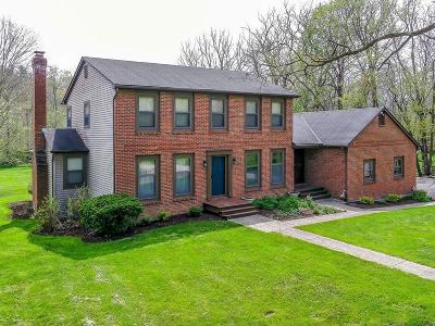 Delaware Single Family Home Contingent Finance And Inspect: 8737 Olentangy River Road