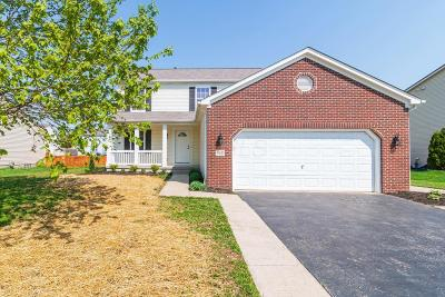 Groveport Single Family Home Contingent Finance And Inspect: 4845 Founders Drive