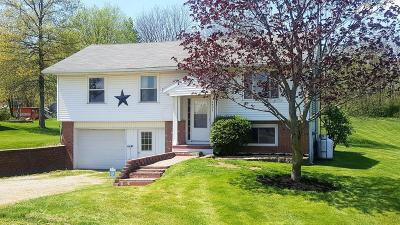 Cardington Single Family Home Contingent Finance And Inspect: 2592 County Road 156