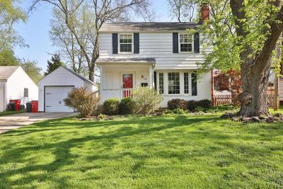 Worthington Single Family Home Contingent Finance And Inspect: 570 Colonial Avenue