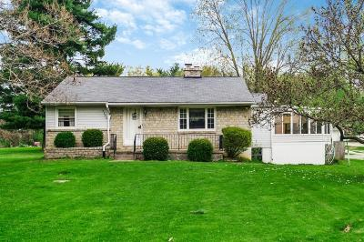 Gahanna Single Family Home Contingent Finance And Inspect: 5330 Clark State Road