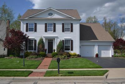 New Albany Single Family Home Contingent Finance And Inspect: 7052 Cunningham Drive