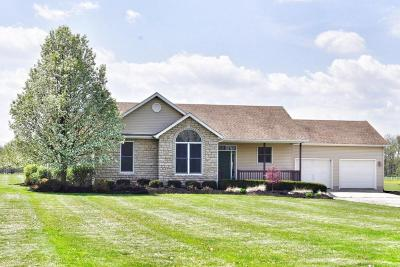 Union County Single Family Home Contingent Finance And Inspect: 20635 Dog Leg Road
