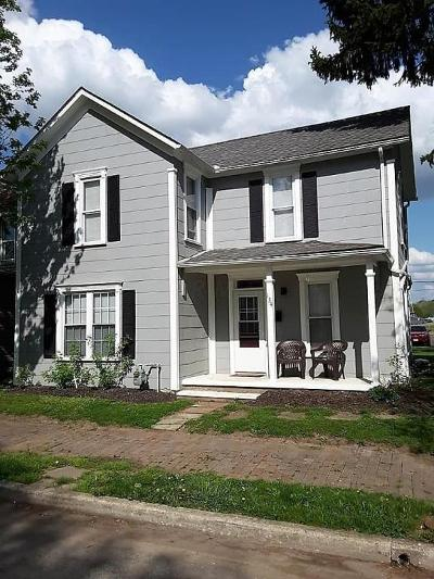 Bremen Single Family Home For Sale: 134 N Broad Street