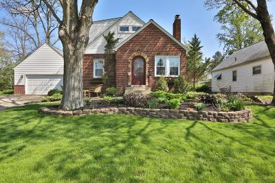 Worthington Single Family Home Contingent Finance And Inspect: 34 Orchard Drive