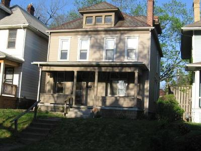 Columbus Single Family Home For Sale: 672 S 22nd Street