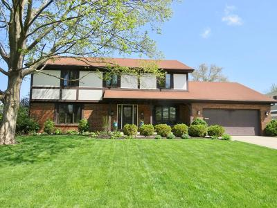 Upper Arlington Single Family Home Contingent Finance And Inspect: 1342 Carron Drive