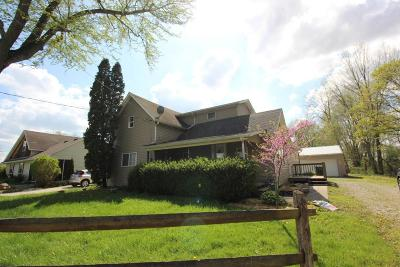 Johnstown Single Family Home Contingent Finance And Inspect: 10769 Cooper Road NW