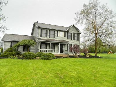 Delaware Single Family Home For Sale: 1833 Berlin Station Road