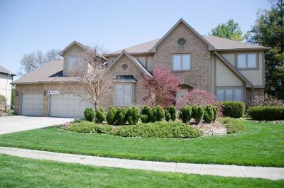Worthington Single Family Home Sold: 6908 Perry Drive
