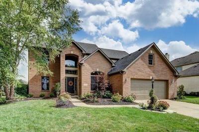 Westerville Single Family Home For Sale: 6746 Meadow Glen Drive S