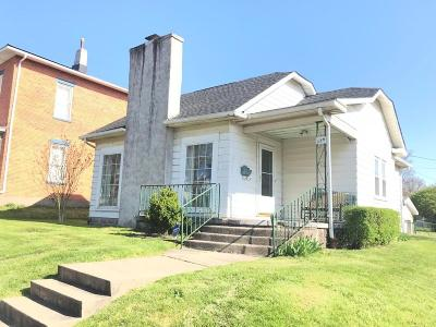 Single Family Home For Sale: 154 E Central Avenue
