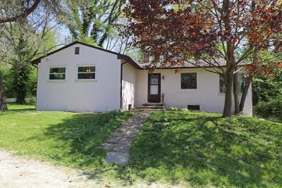 Delaware County, Franklin County, Union County Single Family Home Contingent Finance And Inspect: 5045 Cherry Bottom Road