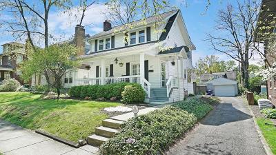 Clintonville Single Family Home Contingent Finance And Inspect: 107 Arden Road