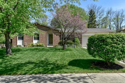 Pickerington Single Family Home Contingent Finance And Inspect: 155 Vantage Point Place