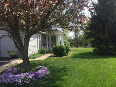 Pickerington Single Family Home Contingent Finance And Inspect: 7589 Bay Hill Drive