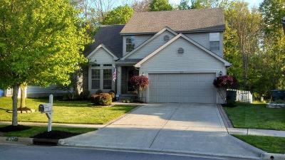 Blacklick Single Family Home Contingent Finance And Inspect: 401 Kestrel Drive
