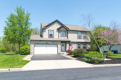 Lewis Center Single Family Home Contingent Finance And Inspect: 3603 Courtland Drive