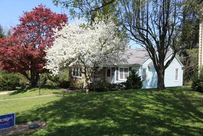 Mount Vernon OH Single Family Home Contingent Finance And Inspect: $145,000