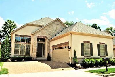 Columbus Single Family Home For Sale: 3901 Shadowstone Way