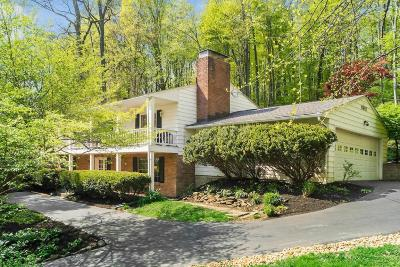Granville Single Family Home Contingent Finance And Inspect: 208 Beechwood Drive