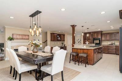 Upper Arlington Single Family Home For Sale: 2464 Canterbury Road