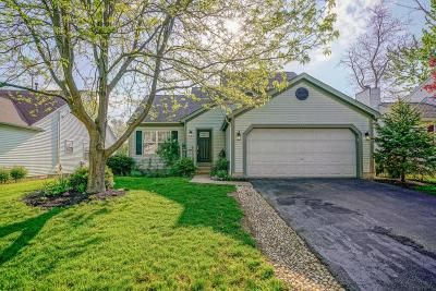 Union County Single Family Home Contingent Finance And Inspect: 441 Bent Tree Drive
