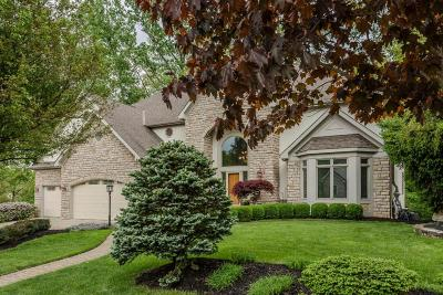 Westerville Single Family Home Contingent Finance And Inspect: 7547 Frasier Road