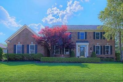 Pickerington Single Family Home Contingent Finance And Inspect: 13384 Wellesley Drive