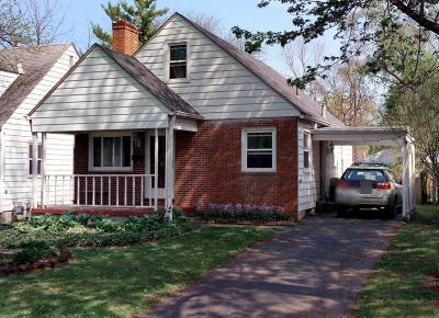 Clintonville Single Family Home Contingent Finance And Inspect: 96 W Kanawha Avenue