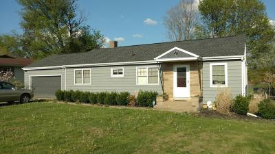 Mount Vernon OH Single Family Home Contingent Finance And Inspect: $139,900