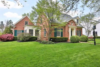 New Albany Single Family Home For Sale: 7437 Ratchford Court