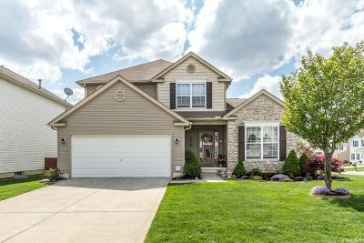 Blacklick Single Family Home Contingent Finance And Inspect: 567 Stone Shadow Drive