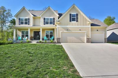 Delaware Single Family Home For Sale: 577 Covered Bridge Drive