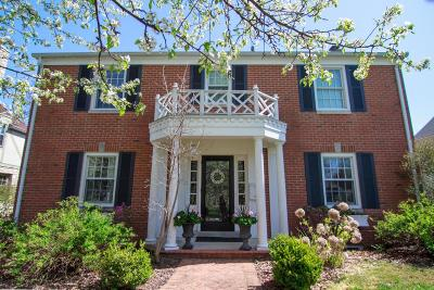 Upper Arlington Single Family Home Contingent Finance And Inspect: 2224 Tremont Road