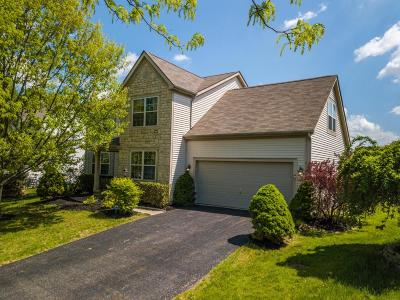 Blacklick Single Family Home Contingent Finance And Inspect: 345 Crafton Trail Loop