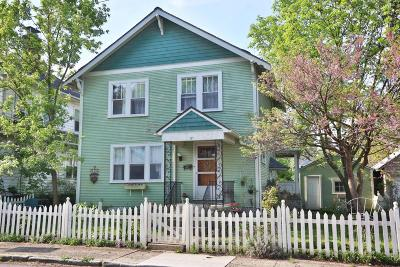 Clintonville Single Family Home Contingent Finance And Inspect: 117 W Longview Avenue