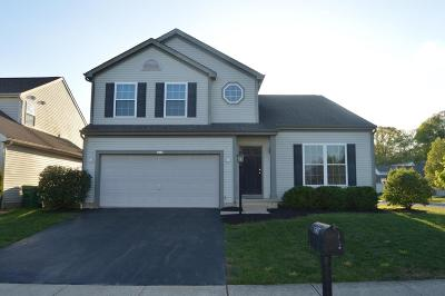 Blacklick Single Family Home For Sale: 1185 McNeil Drive