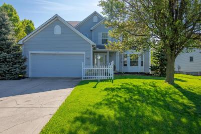 Hilliard Single Family Home Contingent Finance And Inspect: 2856 Frazell Road