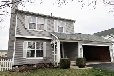 Marysville Single Family Home Contingent Finance And Inspect: 1491 Village Drive