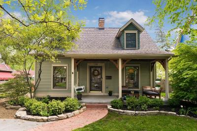 Bexley Single Family Home Contingent Finance And Inspect: 208 N Cassingham Road